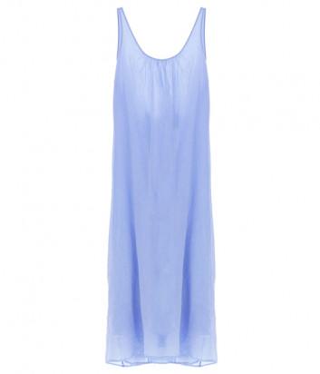 Платье IMPERIAL A9NLZVK голубое