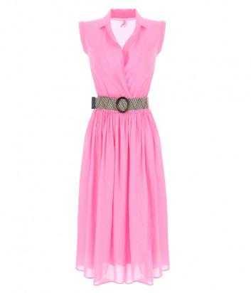 Платье IMPERIAL AA7BZVK розовое