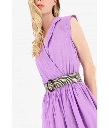 Платье IMPERIAL AA7BZVK лиловое