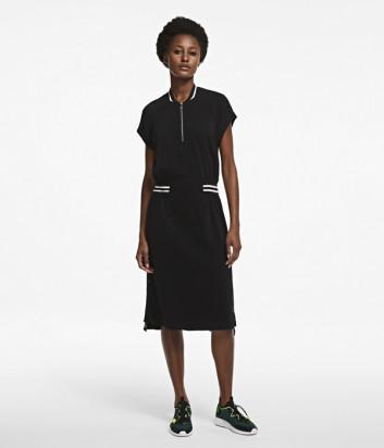 Платье KARL LAGERFELD 205W1304 черное