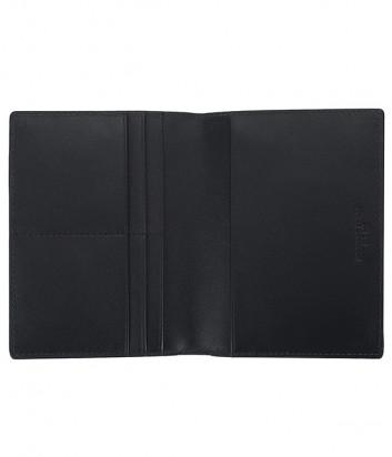 Обложка для паспорта MICHAEL KORS 39F9LGFV5B с отделениями для карточек черная