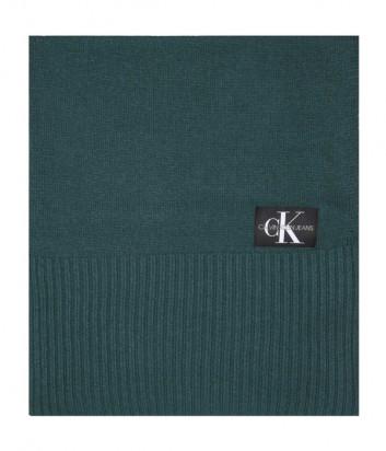 Шарф CALVIN KLEIN K50K504180 изумрудный