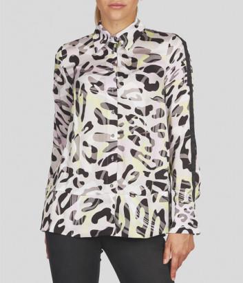 Блуза SPORTALM 948119046 с леопардовым принтом