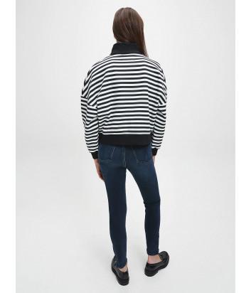 Гольф CALVIN KLEIN Jeans J20J214800 оверсайз в полоску