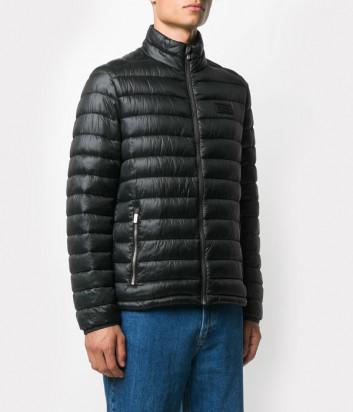 Стеганная куртка KARL LAGERFELD 505090 502590 черная