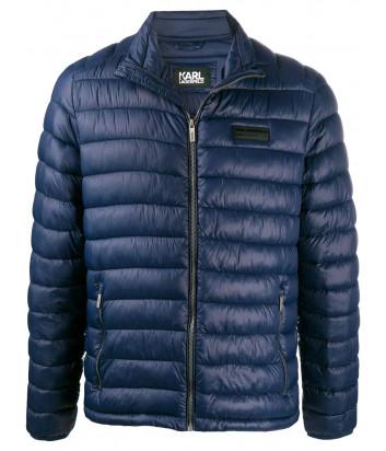Стеганная куртка KARL LAGERFELD 505090 502590 синяя
