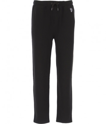 Спортивные брюки KARL LAGERFELD Ikonik 705081 502910 черные