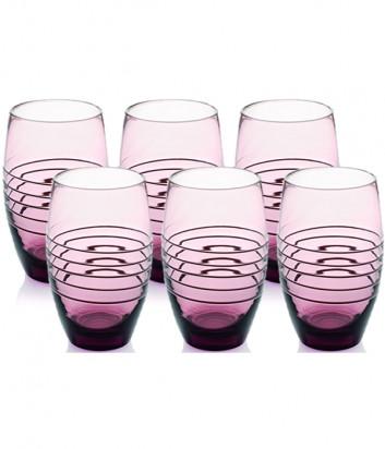 Набор стаканов для напитков IVV 400мл (6шт.) 7362.2
