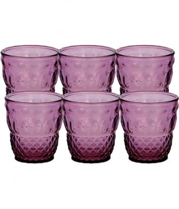 Набор стаканов для напитков IVV 280мл (6шт.) 8352.2