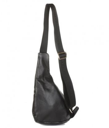 Кожаная сумка-рюкзак RENATO ANGI 2263411 черная