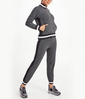 Спортивный костюм LIU JO Sport TF0074MA49I0 серый