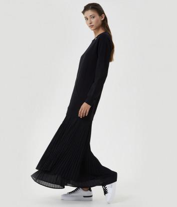 Длинное платье LIU JO Sport TF0179F0802 черное