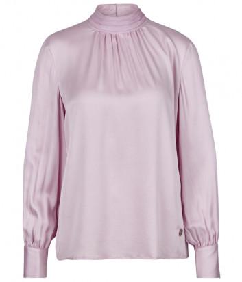 Шёлковая блуза SPORTALM 949119838 нежно-розовая