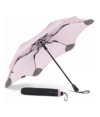 Зонт полуавтомат Blunt XS Metro компактного размера цвета пудры