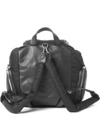 Рюкзак VIC MATIE 1Y0518T с карманами по бокам черный
