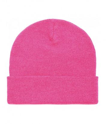 Шапка ICE PLAY 3040 9014 розовая с логотипом