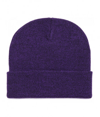 Шапка ICE PLAY 3040 9014 фиолетовая с логотипом