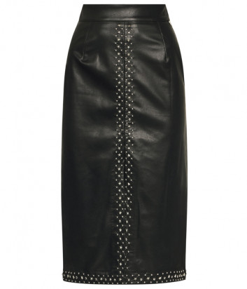 Юбка-карандаш TWIN-SET 202TP2234 с декором черная