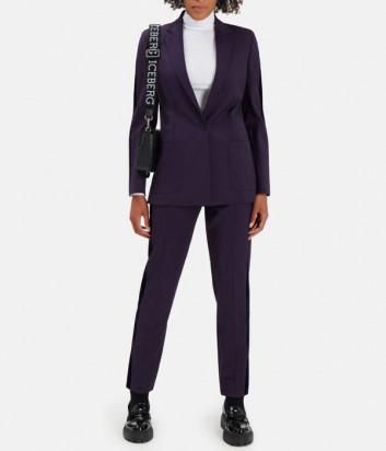 Брючный костюм ICEBERG L0213119 фиолетовый