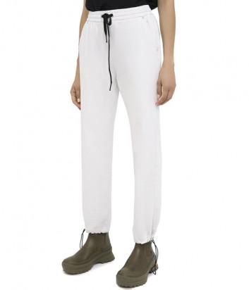 Джинсовые брюки ICEBERG B0316200 белые