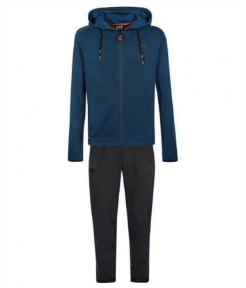 Спортивный костюм EA7 Emporio Armani 6HPV54PJR6Z синий