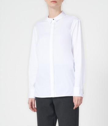 Женская рубашка PESERICO 60S06849J0 белая