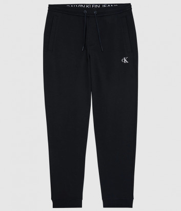 Спортивные штаны CALVIN KLEIN Jeans J30J314674 утепленные черные