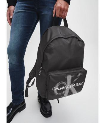 Рюкзак CALVIN KLEIN Jeans K50K506129 с внешним карманом черный