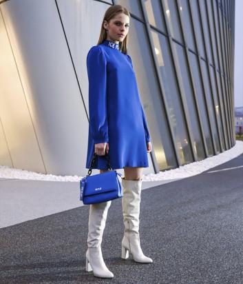Платье ICE PLAY H021P515 синее