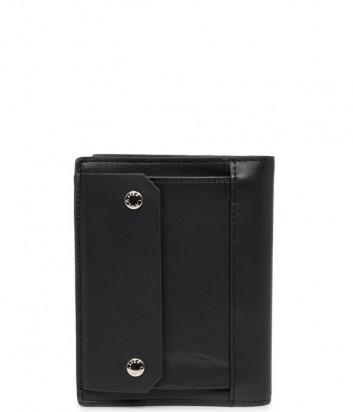 Кожаный кошелек LANCASTER Marco 122-41 черный