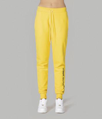 Спортивные штаны COMME des FUCKDOWN CDFD1120 (в наличии в черном цвете)