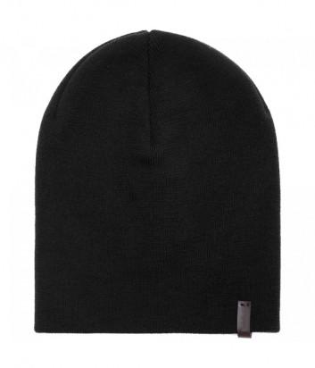 Трикотажная шапка BALDININI 021004 черная
