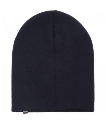 Трикотажная шапка BALDININI 021004 синяя