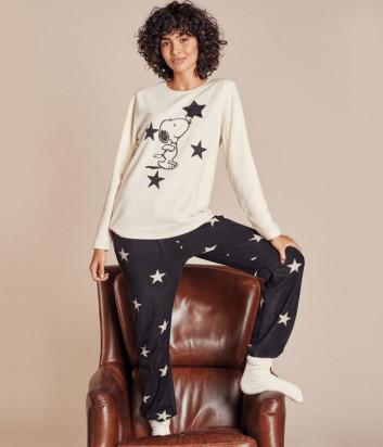 Женская пижама GISELA 21718 с изображением Snoop Dogg