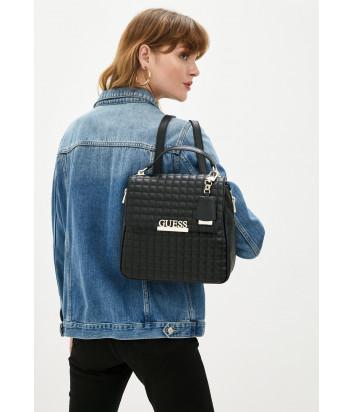 Рюкзак GUESS Matrix HWVG7740320 стеганный черный