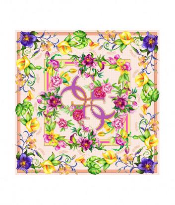 Платок GUESS Printed Kefiah AW8464VIS03 с цветочным принтом