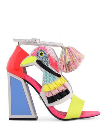 Босоножки KAT MACONIE Aya Colour Pop цветные