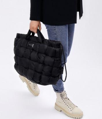 Вместительная сумка VIC MATIE Penny 1Z0562T черная