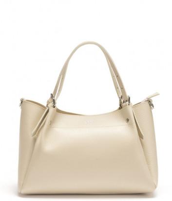 Кожаная сумка TOSCA BLU Posillipo TS21OB271 белая