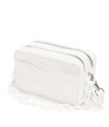 Кожаная сумка TOSCA BLU Vieste TS21IB224 белая