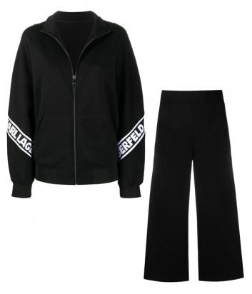 Женский костюм KARL LAGERFELD 211W1802/1062 олимпийка и кюлоты