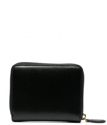 Кожаный кошелек PINKO Taylor 1P2289 на молнии черный