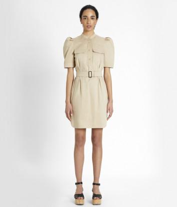 Платье WEEKEND Max Mara Eliseo WE52210911 бежевое