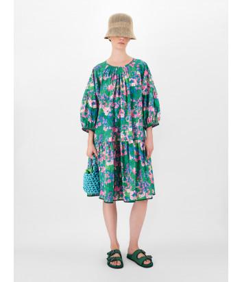 Платье WEEKEND Max Mara Pepaia WE52210811 яркий цветочный принт