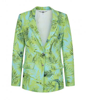 Пиджак SPORTALM 9511570079 зеленый принт