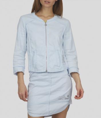 Куртка SPORTALM 9510077077 голубая