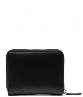 Кожаный кошелек PINKO Taylor 1P226P на молнии черный