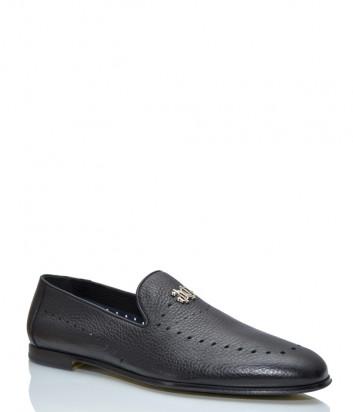 Кожаные туфли GIAMPIERO NICOLA 42907 черные