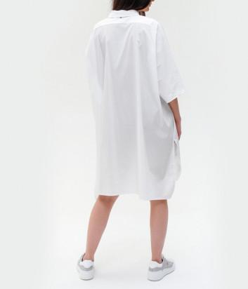 Платье-рубашка TWINSET 211LM2ECC белое