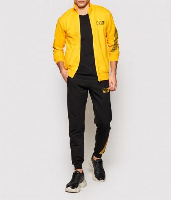 Спортивный костюм EA7 EMPORIO ARMANI 3KPV54 PJ05Z желтый